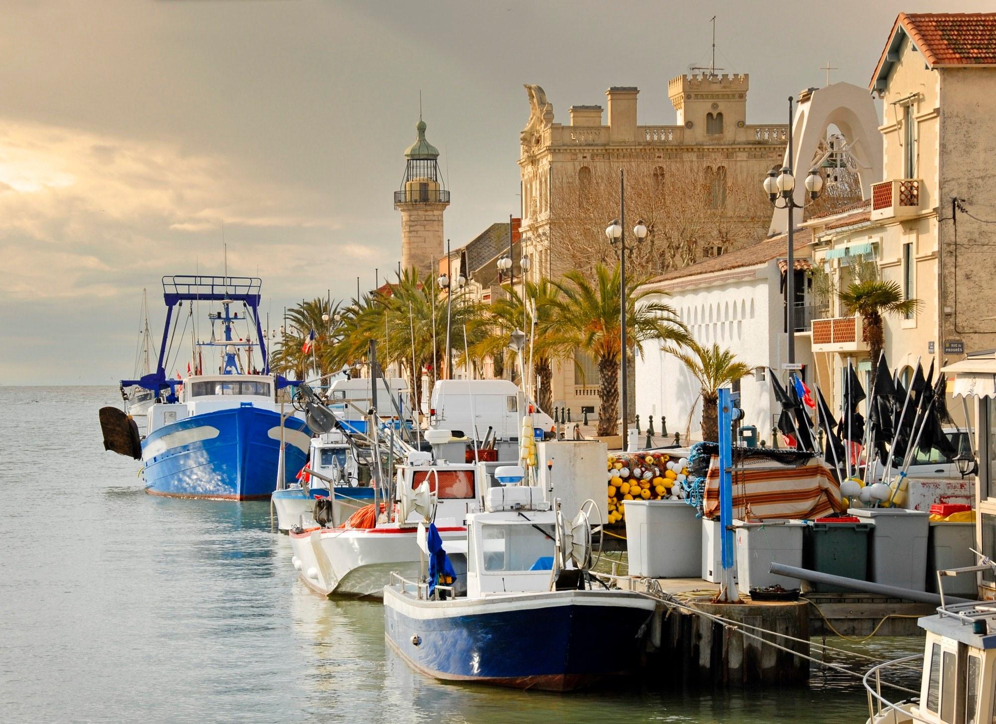 Grau-du-Roi Port-Camargue | Visiter Provence France | Blog & guide de voyage