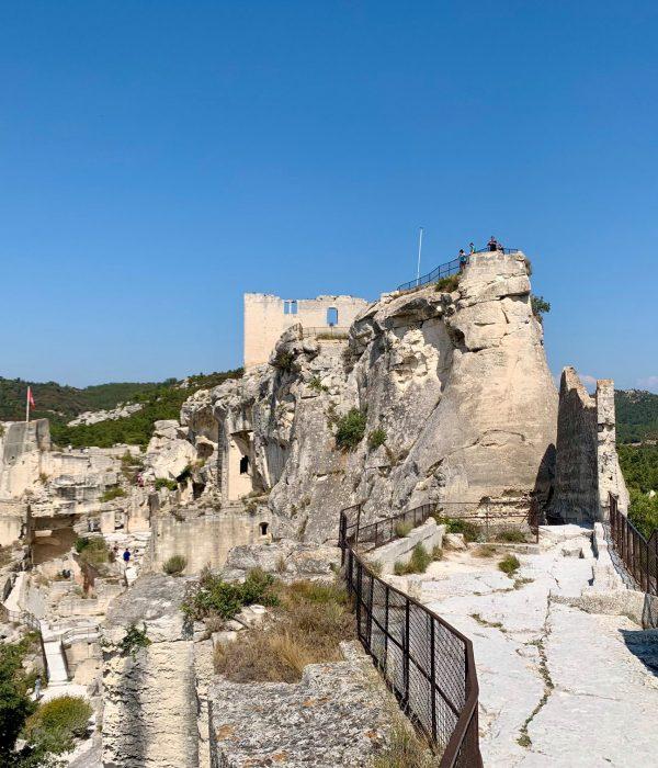 Chteau des Baux-de-Provence - Visit Provence France