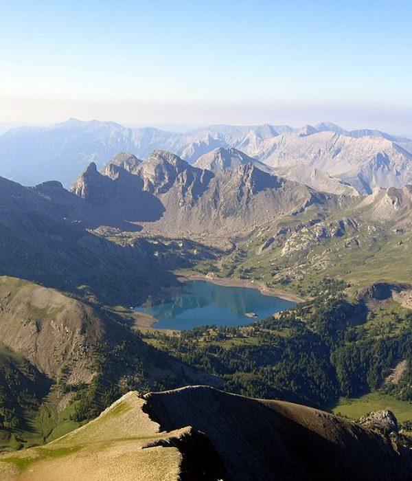 Mont Pelat - Lac Alos - Visit Provence France