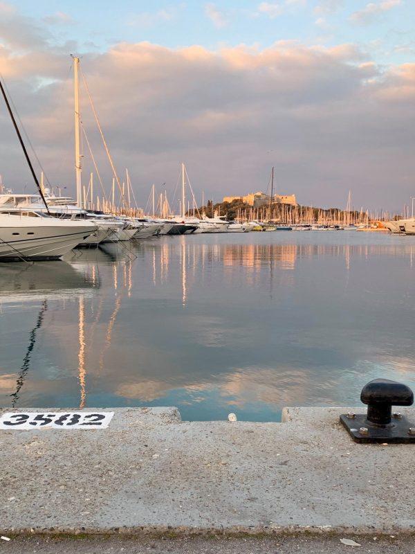 Port Vauban Antibes - Visit Provence France