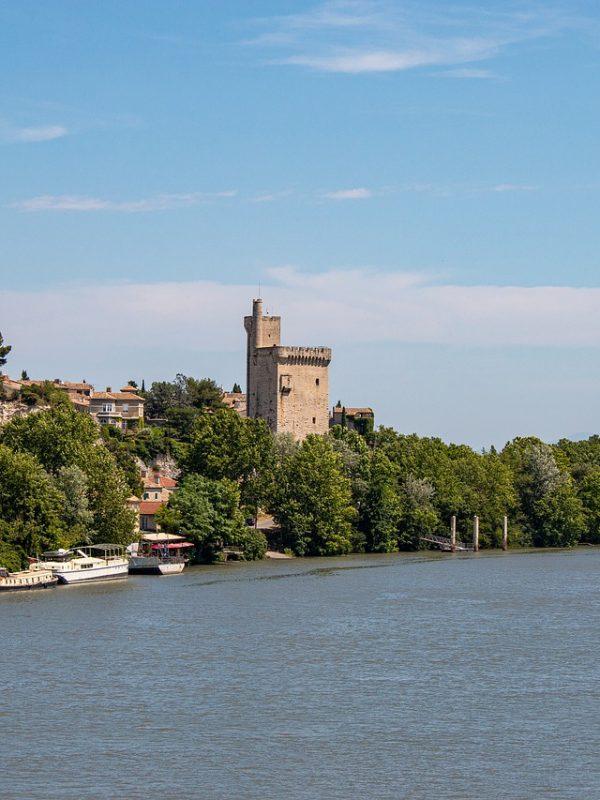 Tour Philippe Le Bel - Villeneuve-lès-Avignon - Visit Provence France