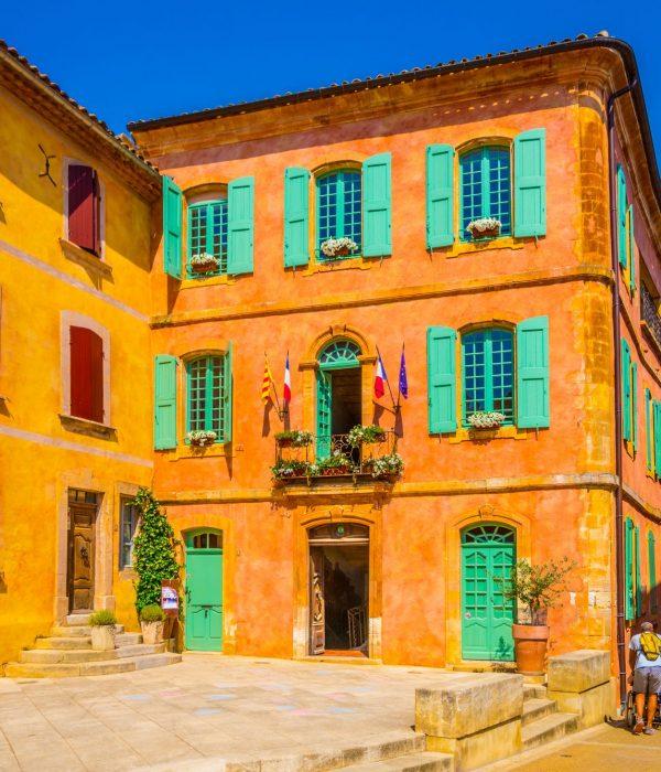 Village de Roussilon - Visit Provence