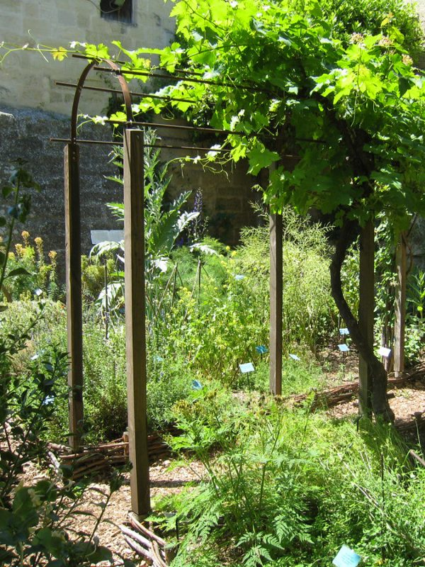 jardin médiéval Uzes - Visit Provence France