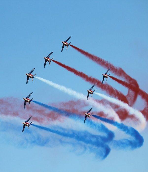 patrouille de france - Visit Provence France